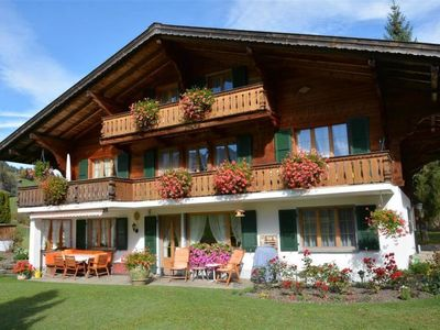 Photo for Apartment Dopesa in Gstaad - 2 persons, 1 bedrooms