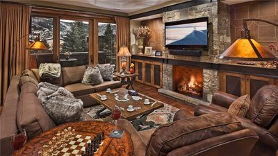 "Photo for One Steamboat Place: ""Three Forks"" #306 - Ski-in/Ski-out 3BR Luxury Condo"