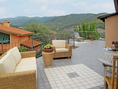 Photo for One bedroom Apartment, sleeps 4 in Borgo d'Oneglia with WiFi