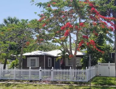 Queen Palm Cottage - 3 Minute walk to beach! Low Summer Rates...hurry, book now!