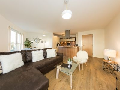 Photo for New Luxury City Centre Apartment, sleeps 6