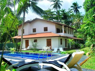 Photo for HikkaVilla - Five Bedroom House, Sleeps 10