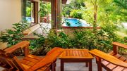 Luxury Villa 4bed/5bath. Private Pool & Chef. 800metres from the beach!