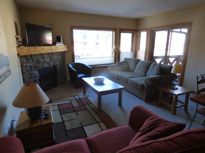 Photo for Your Ideal Vacation home.Central Location,access to Hot tub/Fitness Room