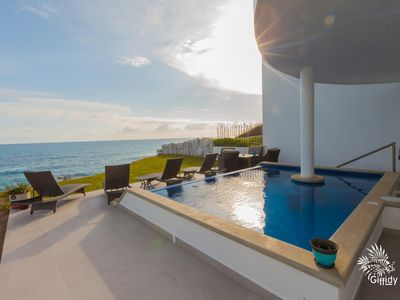 Photo for Casa Tres Chile's - BRAND NEW OCEAN FRONT HOME!!