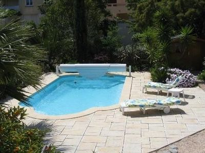 Photo for 4BR House Vacation Rental in Fréjus, Provence-Alpes-Côte d'Azur