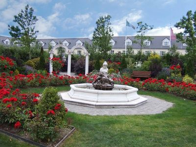 Photo for Abbey Court Lodges, Dublin Road, Nenagh, Co.Tipperary - 8 Bed Lodge - Sleeps 16