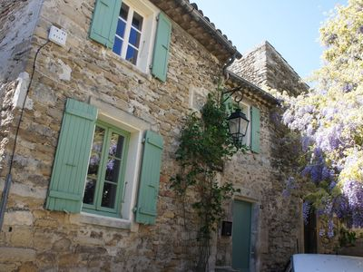 Photo for At the heart of the charming Grignan in Drôme Provencal.