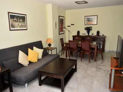 Photo for Ideal holiday apartments in Puerto Banus Terazzas Del Rodeo