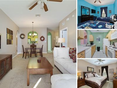 Photo for Enchanting Condo | 2 Bed 2 Bath Newly Furnished Condo