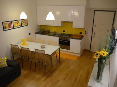Photo for IL VICOLO: GIRASOLE - Apartment on 2 levels with one bedroom