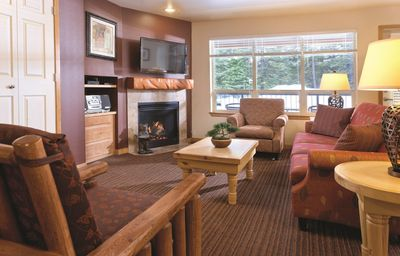 Photo for McCall, ID: 2 Bedroom Condo w/Resort Pool 1 Mi From Lakes & Ponderosa State Park