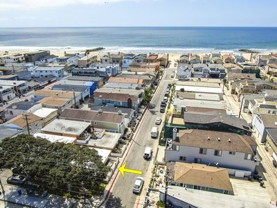 Photo for 3 Bedroom, 2.5 Bath Home, 1 Block Off the Beach!