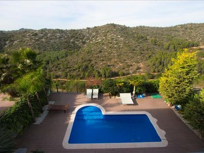 Photo for Catalunya Casas: Modern villa in Calafell for 8 guests, only 4km to the beaches of Costa Dorada!