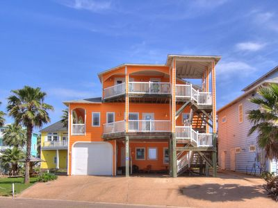 Photo for The Ultimate Beach House with Gulf Views! 7 bedrooms 6 baths!!!