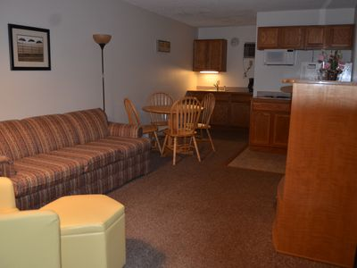 Photo for 2 Bedroom Suite on Lake George