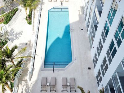 Photo for Tiffany House on Fort Lauderdale Beach 1 bedroom with stunning water views