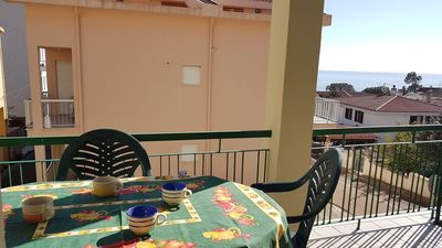 Photo for 2BR Apartment Vacation Rental in Cala Gonone, Sardegna