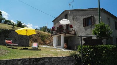 Photo for holiday house Oasis of the Magpies near Frasassi