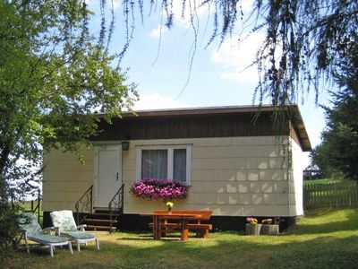Photo for holiday home am Ortsrand, Reichmannsdorf  in Thüringer Wald - 3 persons, 1 bedroom