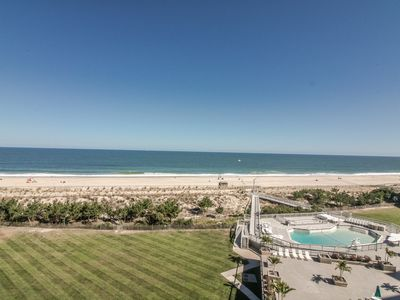 Photo for 605N: Updated 2BR Sea Colony Oceanfront Condo | Private beach, pools, tennis ...