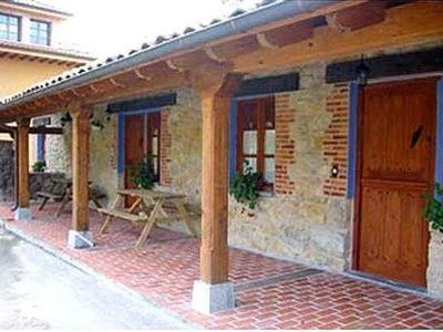 Photo for Rural apartment El Llagar de Zoilo for 4 people
