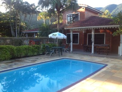 Photo for House 5 rooms, 2 suites with swimming pool and ample leisure area at 400m from the beach