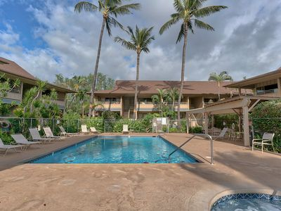 Photo for Kihei Bay Vista #A-103 1Bd/1Ba Ocean View, Near Beach, Great Rates! Sleeps 2