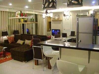 Photo for 1BR Condo Vacation Rental in Taguig, Metro Manila