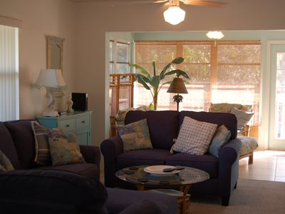 Photo for 1012 Point of Rocks Road-next to the beach and pet friendly!