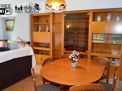 Photo for Apartment S 'Illot for 2 - 6 people with 3 bedrooms - Apartment in one or more families