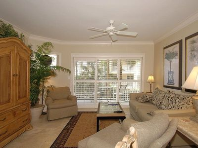 Photo for Upscale 1 Bedroom/ 1.5 Bath in Barrington Court located in Palmetto Dunes Oceanfront Resort with oce