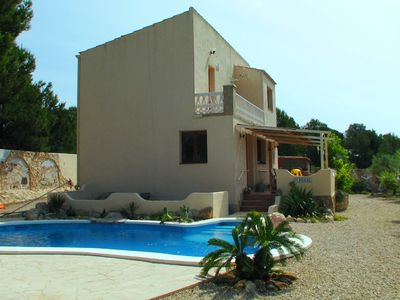 Photo for Wonderful country house with private pool