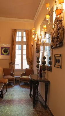 Photo for Palazzo Ca 'Bernardi, Five Continents Art Apartment, canal view, wi-fi, a / c