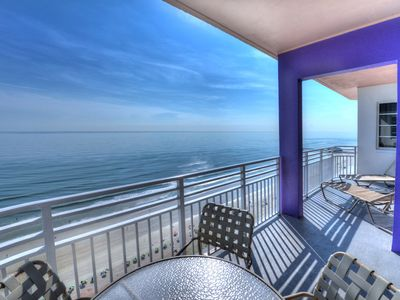 Photo for Oceanfront Penthouse - 4 Bedroom - 4 Bath