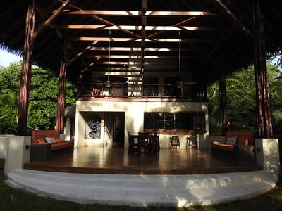 Photo for Tropical house on the Osa Peninsula, close to beach in a quiet neighborhood