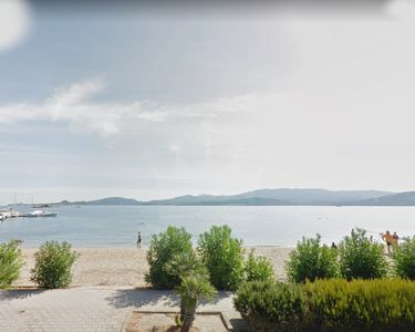 Photo for DELICIOUS APT. TWO STEPS FROM THE SEA WITH PARKING PLACE