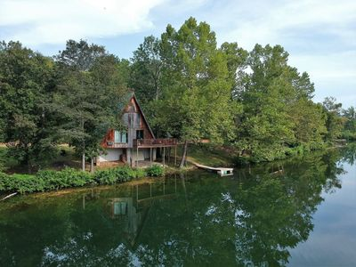 ★Lakefront Cabin near Spring River @ Bluegill Bungalow★