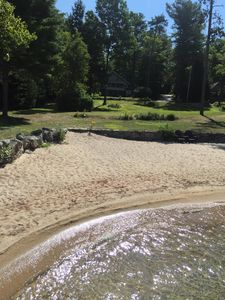 Photo for Waterfront & Shared Private Sandy Beach. Wedding Ceremonies please ask