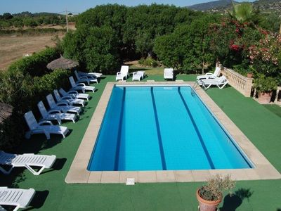 Photo for 7BR Villa Vacation Rental in Selva, Mallorca