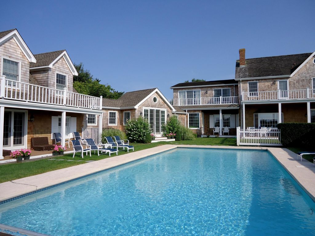 Large family vacation home on georgica pond east hampton for East hampton vacation rentals