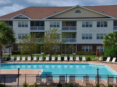 Photo for 2BR/2BA Golf Villa, 1033TH, Barefoot Resort, North Myrtle Beach
