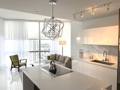 Photo for 3 Months Minimun Stay  -Spiring Miami is a luxurious high-rise Condo .
