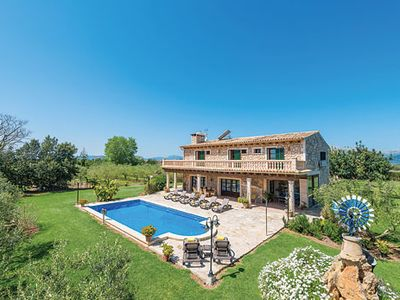 Photo for Quiet Villa w/pool, a short driving distance to amenities and the beach