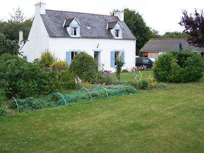 Photo for House with large garden, quiet not overlooked, close to Bénodet, WIFI