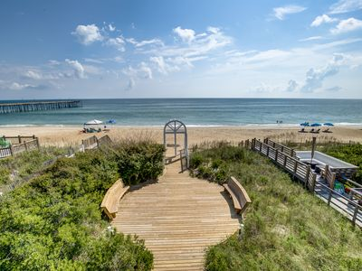 Photo for The Nags Header | Oceanfront | Dog Friendly, Private Pool, Hot Tub