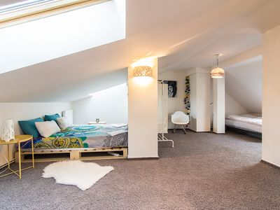 Photo for Big Duplex 2 Bath 10min to CITY CENTER by direct METRO by easyBNB