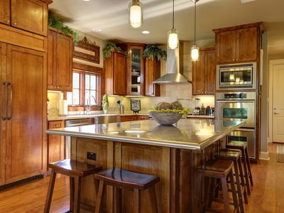 Photo for PRIVATE LUXURY HOME!!!  4mi to Convention Center. 4bdrm/3bath. Sleeps 8