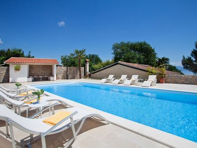 Photo for Peaceful Villa in Lovran with Swimming Pool