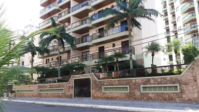 Photo for Dream apt Cove - Guarujá - 3 QT - 3 BA - 2 vacancies - 300 mts from the beach.